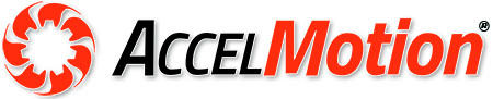 AccelMotion Logo